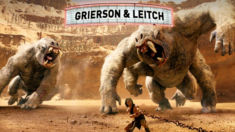 They Don't Make Alien-Punching Movies Like They Used To. John Carter, Reviewed.