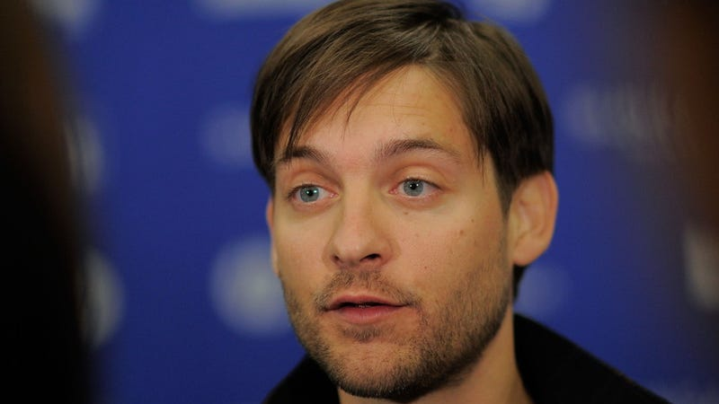 Why Tobey Maguire rejected a meat-is-murder Mercedes