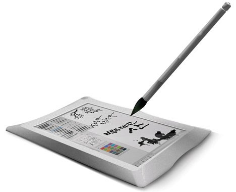 Touchscreen Calligraphy Tablet Concept Helps Perfect Your Korean