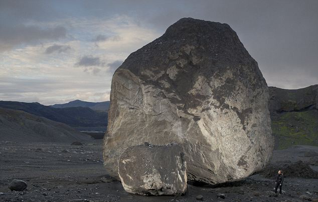 Who Put This 1,000-Ton Boulder Here?