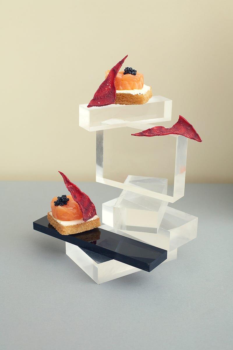 Eat This, Walter Gropius: Bauhaus Food Photography