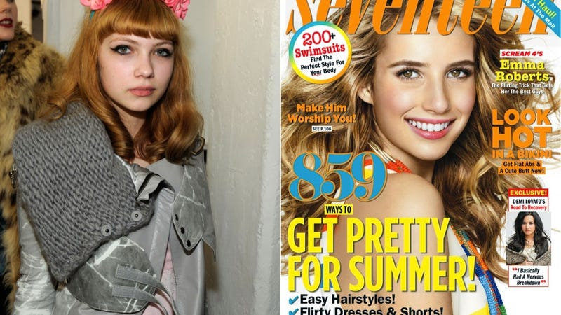 Tavi Gevinson Says Reading Seventeen Made Her Feel Bad About Her Body