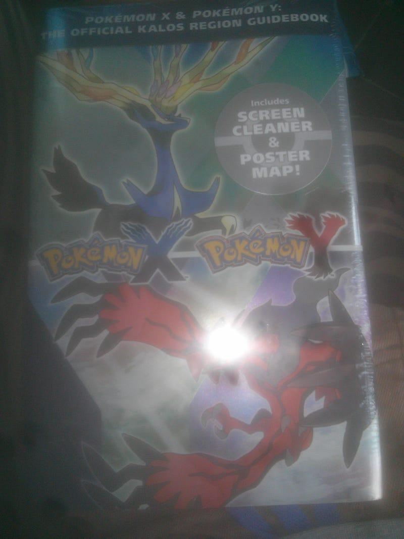 pokemon x official guide pdf