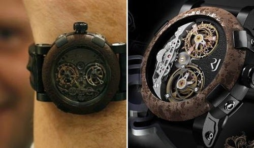 $300,000 Watch Doesn't Tell Time, But Shows if the Sun is Up