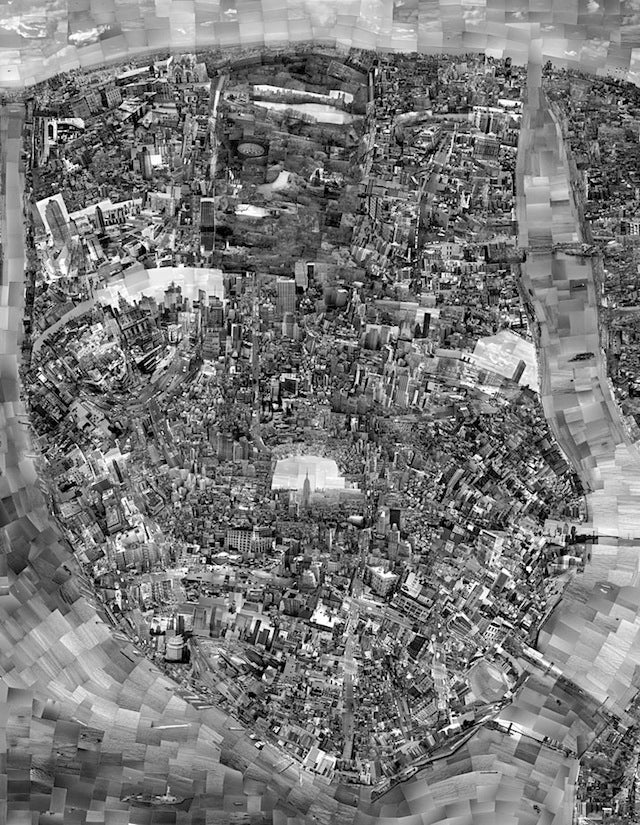 These Incredible Maps Were Made with Thousands of Photographs