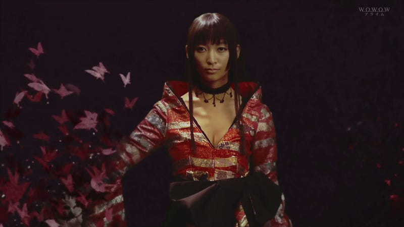 The xxxHolic Live-Action Drama is Just Plain Beautiful