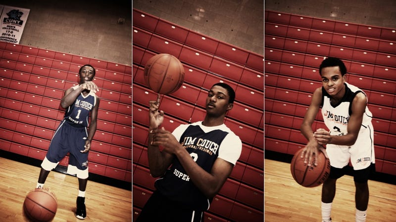 Eighth Grade Is For Kids: Scouting America's Top-Ranked 15-Year-Old Basketball Stars