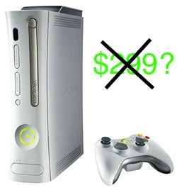 No Xbox 360 Price Drop After All?