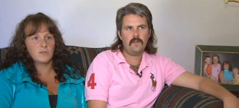 Weird Canadian Family Gives Up On Pretending Like It's 1986
