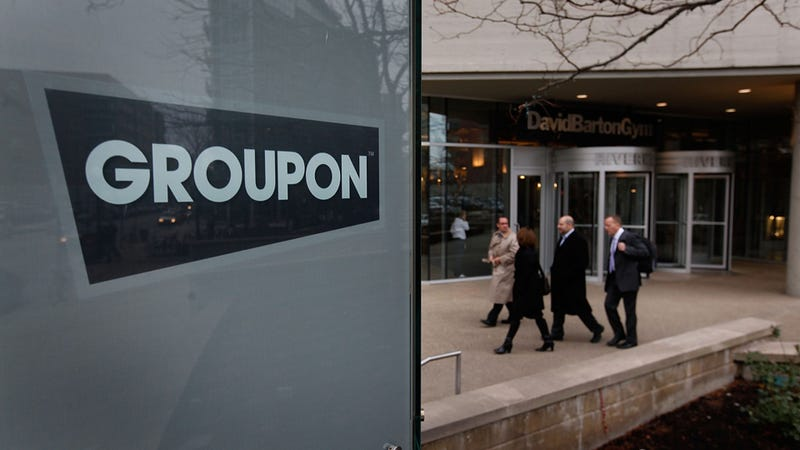 Groupon's Value May Have Plunged 88 Percent