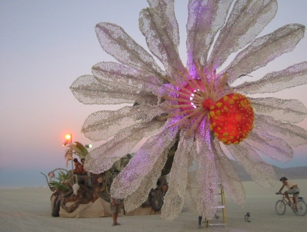 The Best Contraptions In Burning Man History