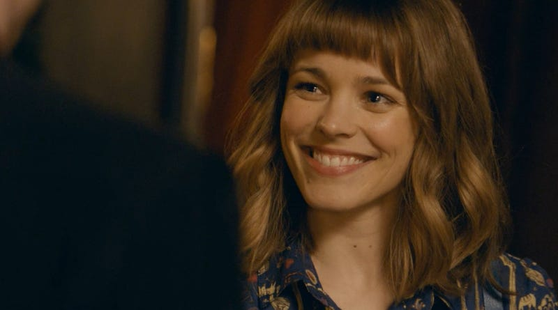 Rachel McAdams has been in 3 time-travel films, but never time-traveled