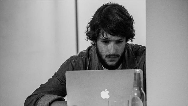 Sergio Á. Leiva, o cómo trabajar con Google y la NASA a los 27 años