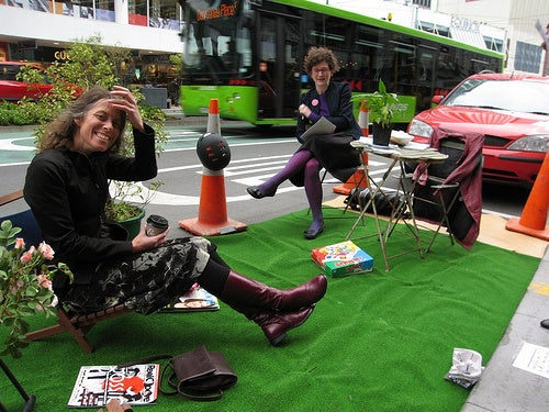 PARK(ING) Day 2009 Event Photos