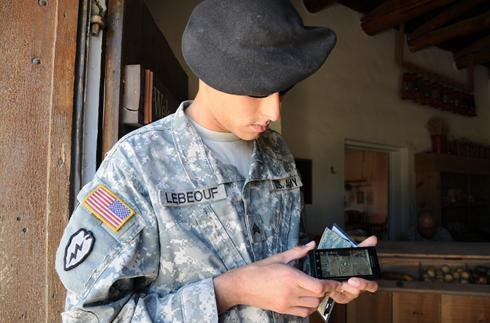 The Army Wants to Give Smartphones to Every Soldier