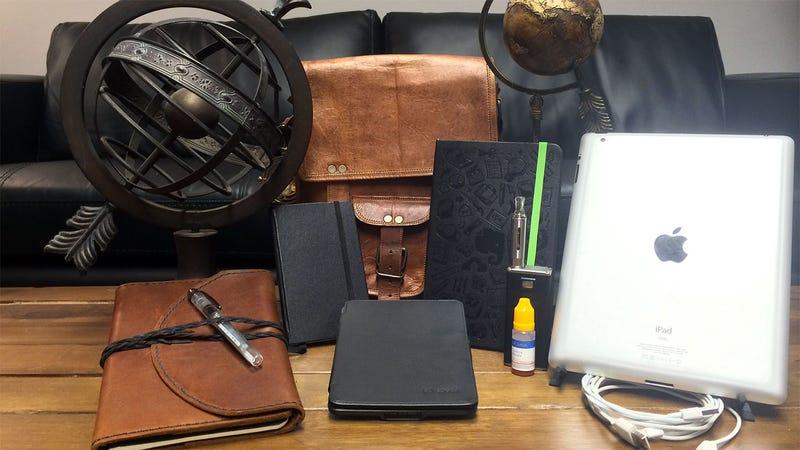 The Analog Digital Go Bag