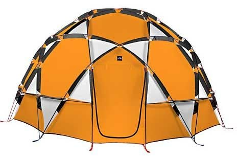North Face To World: Our Jackets are Cool but Our Tents are Hot, Hot, Hot