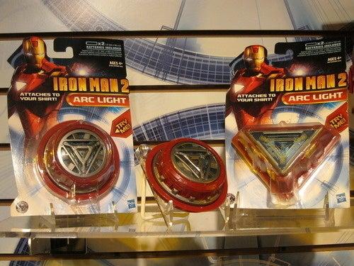 Iron Man 2 And Star Wars Rule Hasbro's Toy Fair Gala
