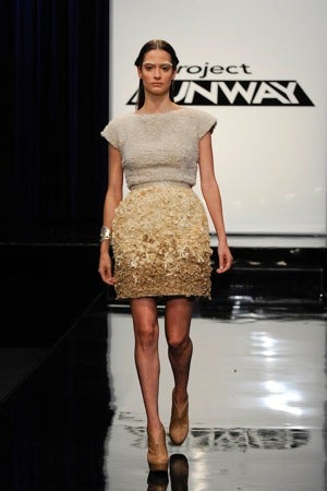 Live Blogging Project Runway, Week 3