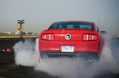 2011 Ford Mustang: First Drive