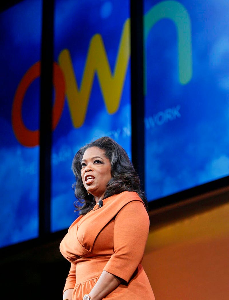 The Cynic's Guide to the Oprah Winfrey Network