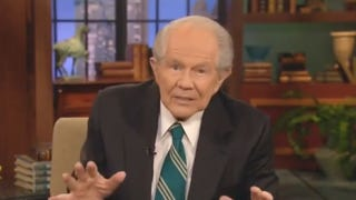 God Says Speeding Is Totally Cool, According To Pat Robertson