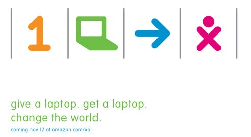 OLPC Give 1 Get 1 Returns Nov. 17 at Amazon