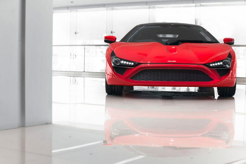 The DC Design Avanti Could Become India's First Supercar