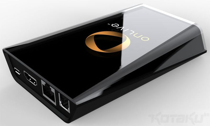 OnLive Streaming Games Turn Any TV or PC Into a Bleeding-Edge Gaming Machine