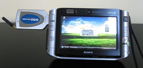 Franklin Wireless USB EV-DO Card