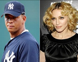 There May Be An A-Rod/Madonna Sex Tape. Is There No End To Our Suffering?