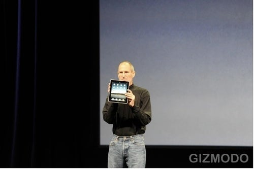 Let's All Go Watch The Internet Explode: The AppleiPad Tablet Live Blogs