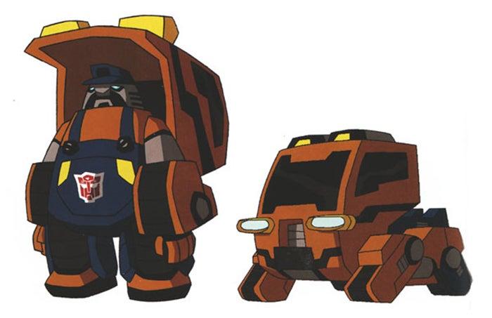 The Unofficial Mario And Luigi Transformers