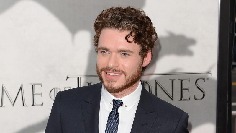 Robb Stark Is Your New Prince Charming in Disney's Live-Action Cinderella