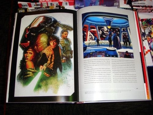 Discover The Art Of Science Fiction, And Drool Over Collectibles