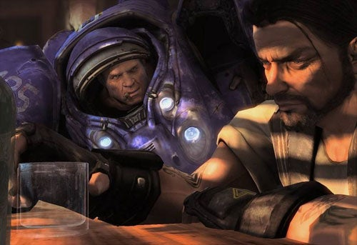 First StarCraft II Single Player Campaign Hands-On (With Spoilers)