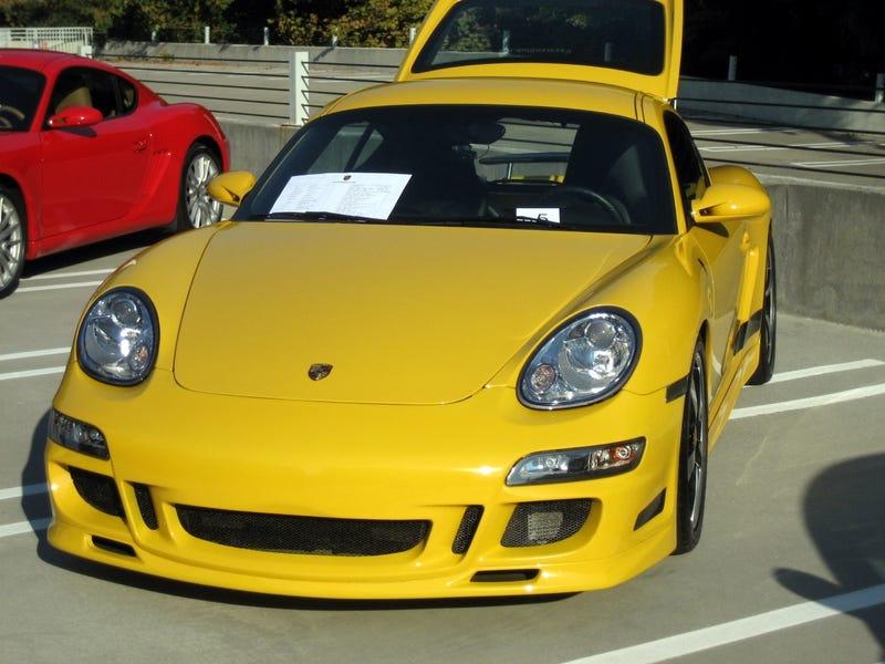 Porsche Cayman Croctoberfest Mega Gallery