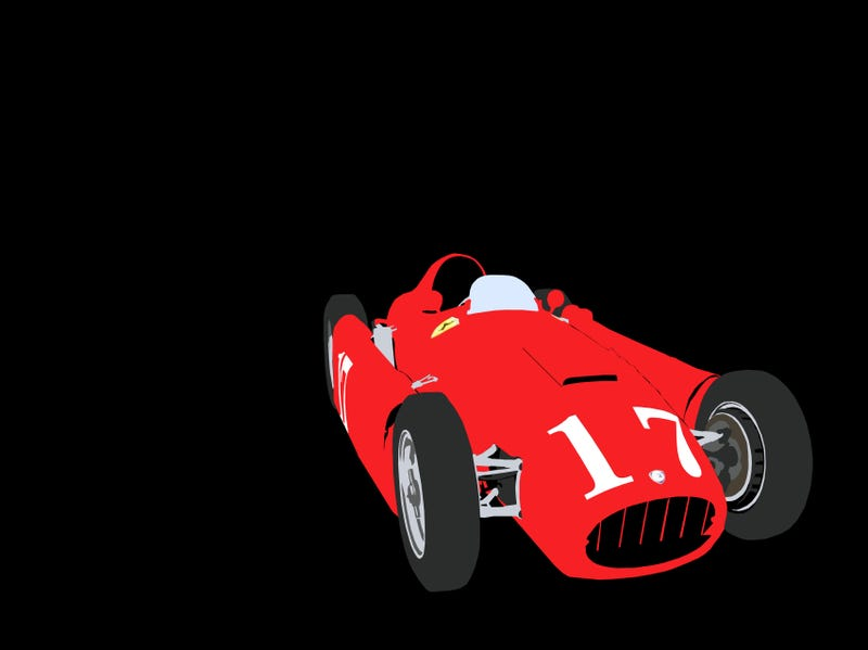 Fangio Was A Beast