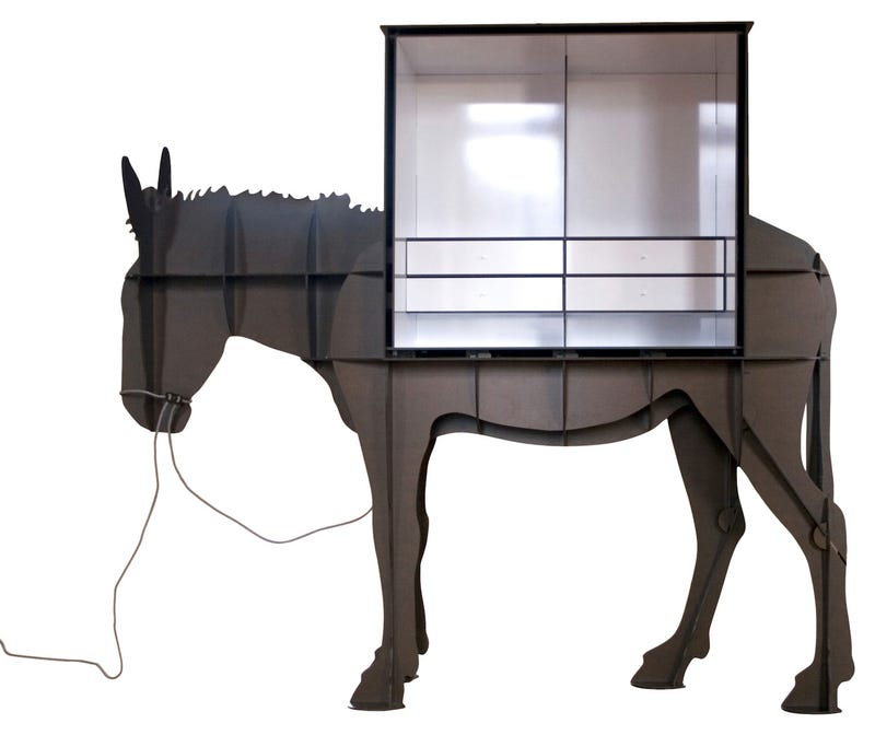 Bizarre Furniture Inspired by Animals and Bugs