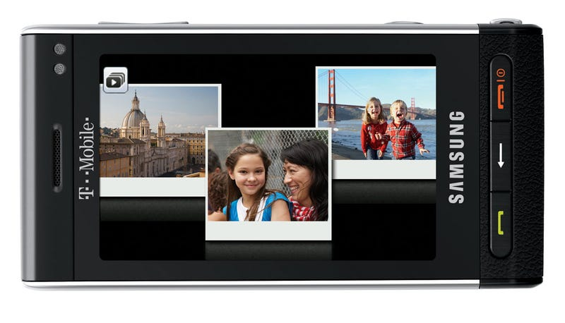 Samsung 8MP Touchscreen Memoir Cellphone Is the US's First