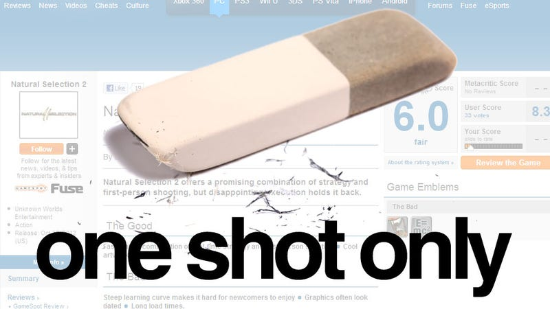Metacritic Refuses To Pull Negative Review That GameSpot Admits Was Factually Inaccurate
