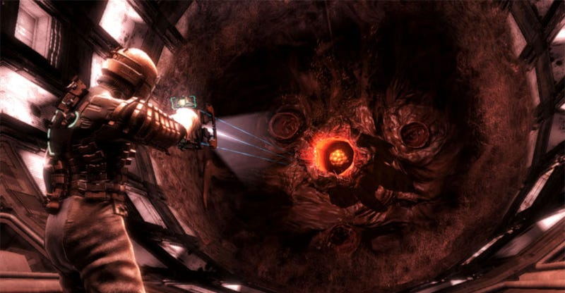 How Dead Space Wisely Ripped-Off Resident Evil 4