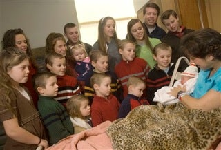 You Can't Stop The Duggar Family Baby Makin' Machine