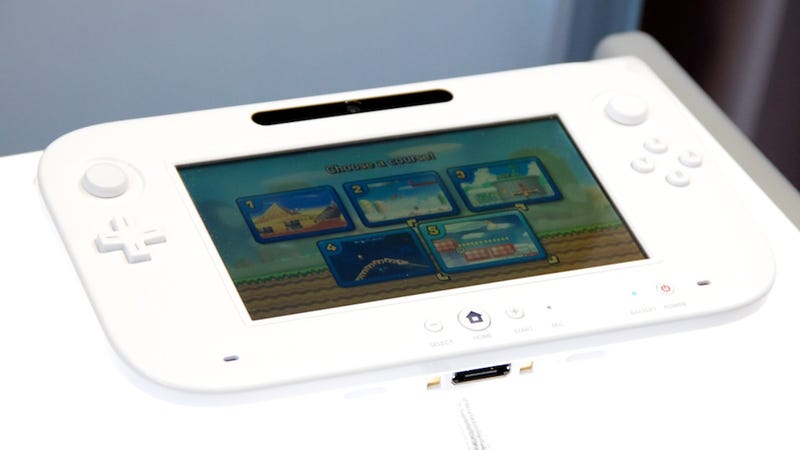 Lets Go Hands-On and Take a Closer Look at the Wii U