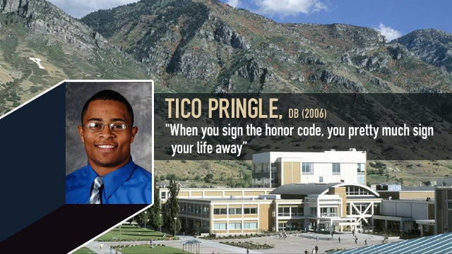 In His Own Words: Tico Pringle, Defensive Back (2006)