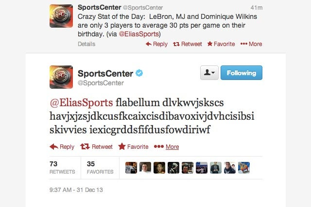SportsCenter Is Drunk Already?