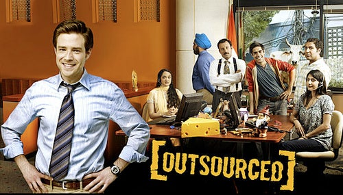 Can Outsourced Live Up to its Slot on NBC's Famous Thursday Night Lineup?