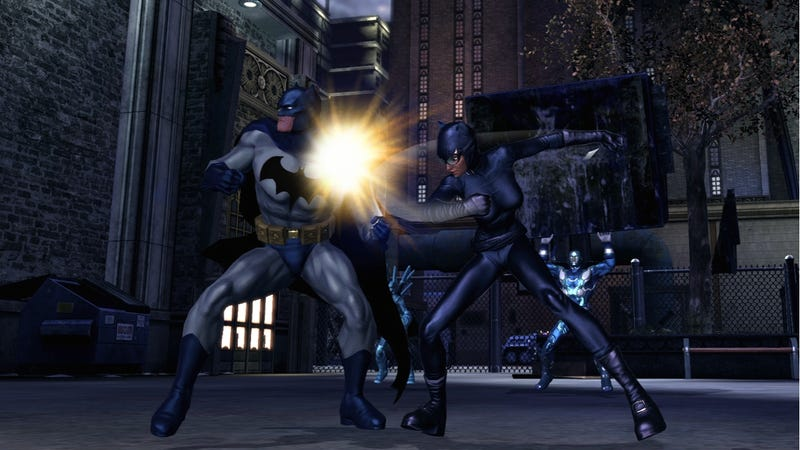 Six More Screens Illustrate DC Universe Online