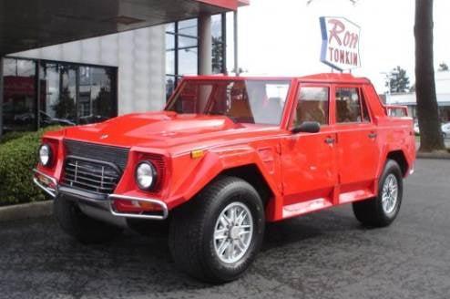 Rambo Lambo Sells For $105k on Ebay