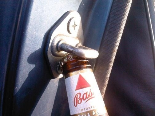 What Car Parts Have You Used As Field Expedient Bottle Openers?